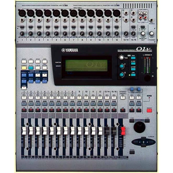 Table de mixage show media system for Table yamaha